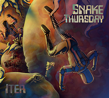 Snake Thursday – Iter