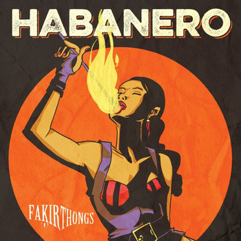 Fakir Thongs – Habanero