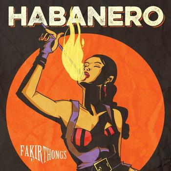 Fakir Thongs – Habanero