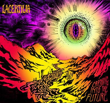Lacertilia –  Crashing Into The Future