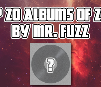 Mr. Fuzz TOP 20 Albums of 2014