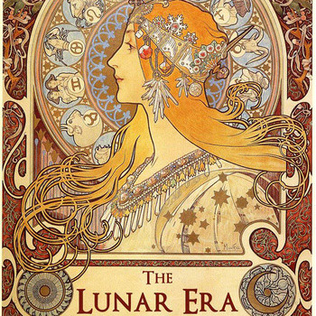 The Lunar Era – Red River Black Moon