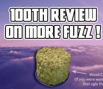 Celebrating the 100th Review on More Fuzz !