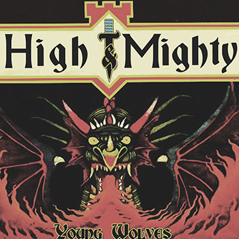 Young Wolves – High and Mighty