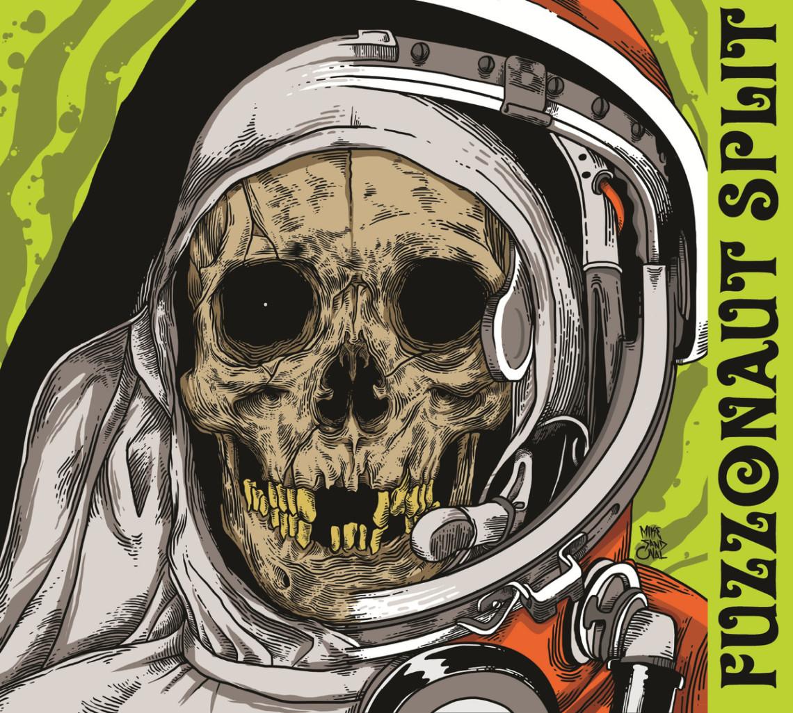 Vinnum Sabbathi / Bar de Monjas – Fuzzonaut Split Review