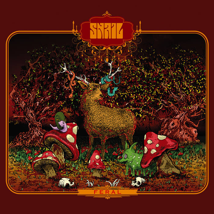 Snail – Feral Review