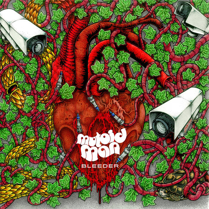 Mutoid Man – Bleeder Review