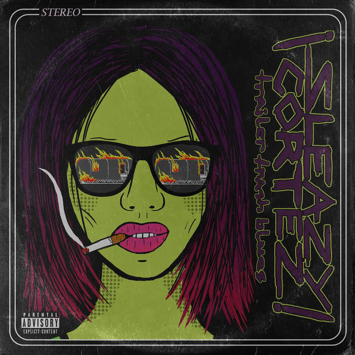 Sleazy Cortez – Trailer Trash Blues Review