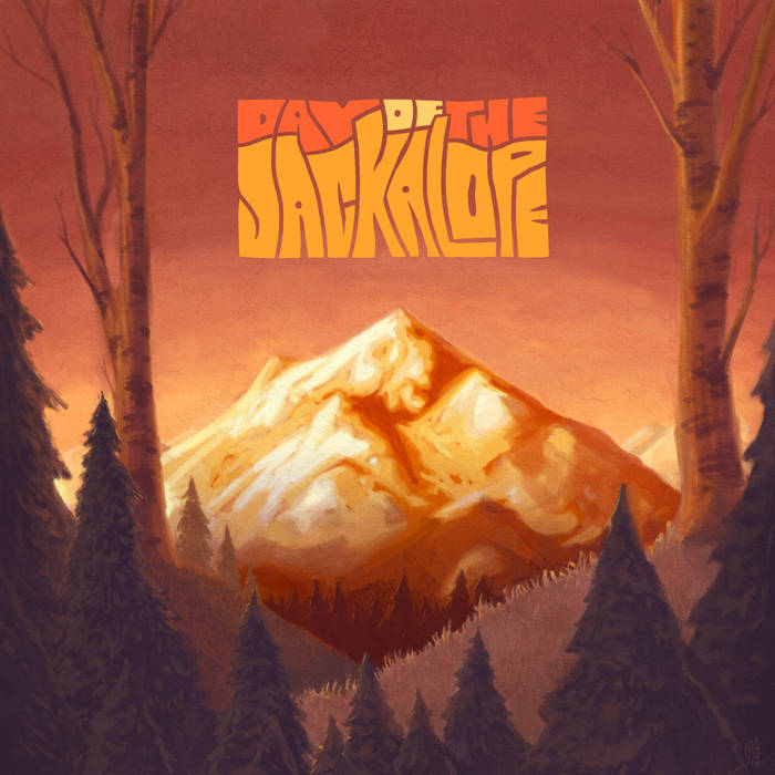 Day Of The Jackalope – Self-titled EP Review