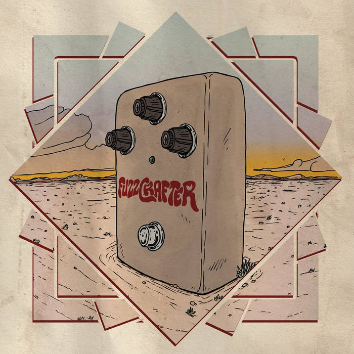 Fuzzcrafter – Self-Titled Review
