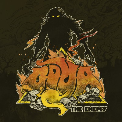 Exclusive Full Stream : Goya New EP – The Enemy !