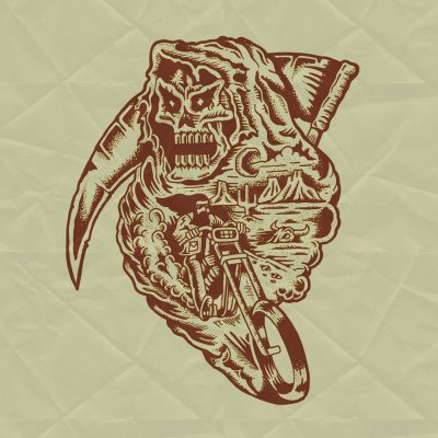 """First Listen : Bison Machine's New Single """"Cloak & Bones"""""""