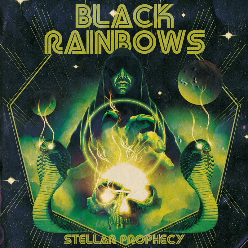 Black Rainbows – Stellar Prophecy Review