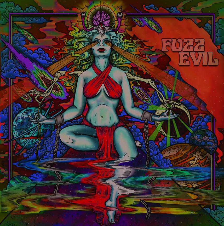 Song Premiere ✚ Fuzzy Gear Interview : Fuzz Evil ⚡️?