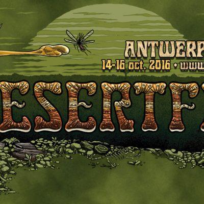 DesertFest Belgium 2016 Playlist