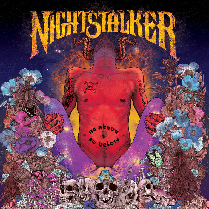 Nightstalker – As Above So Below Review