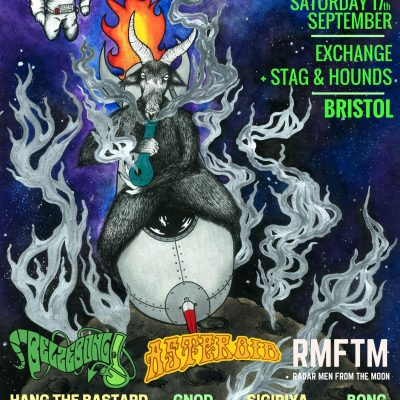 Snuff'est 2016 Report – Bristol's Most Intimate Stoner, Psych and Doom Fest