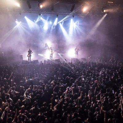 Concert Report : 1000mods + Naxatras – Piraeus 117 Academy, Athens – 21/01/17