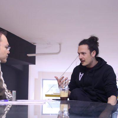 Fuzzy Interview with 1000mods' drummer Labros