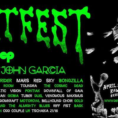 DesertFest Berlin 2017 Playlist