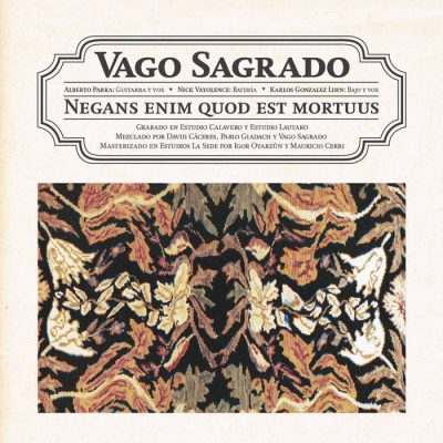 Vago Sagrado – Vol. II Review