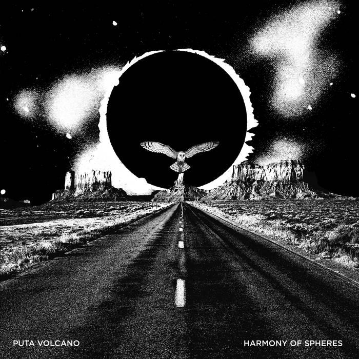 Puta Volcano – Harmony Of Spheres Review