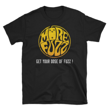 More Fuzz Logo T-Shirt