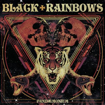 Review & Video Premiere : Black Rainbows – Pandaemonium