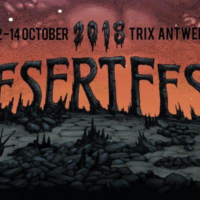 DesertFest Belgium 2018 Playlist