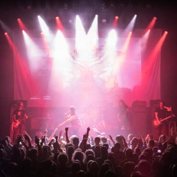 Concert Report : Monster Magnet + Puppy @ Effenaar, Eindhoven, The Netherlands – 01/02/19