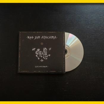 Red Sun Atacama – Licancabur CD