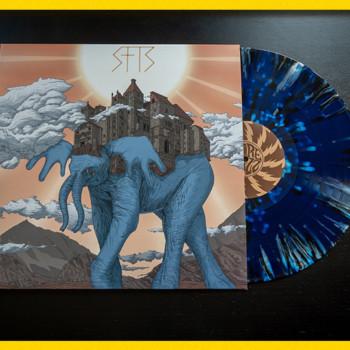 Stone From The Sky – Break A Leg Splatter LP