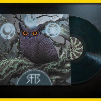 Stone From The Sky – Fuck The Sun Hazy Green LP