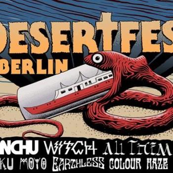DesertFest Berlin 2019 Playlists