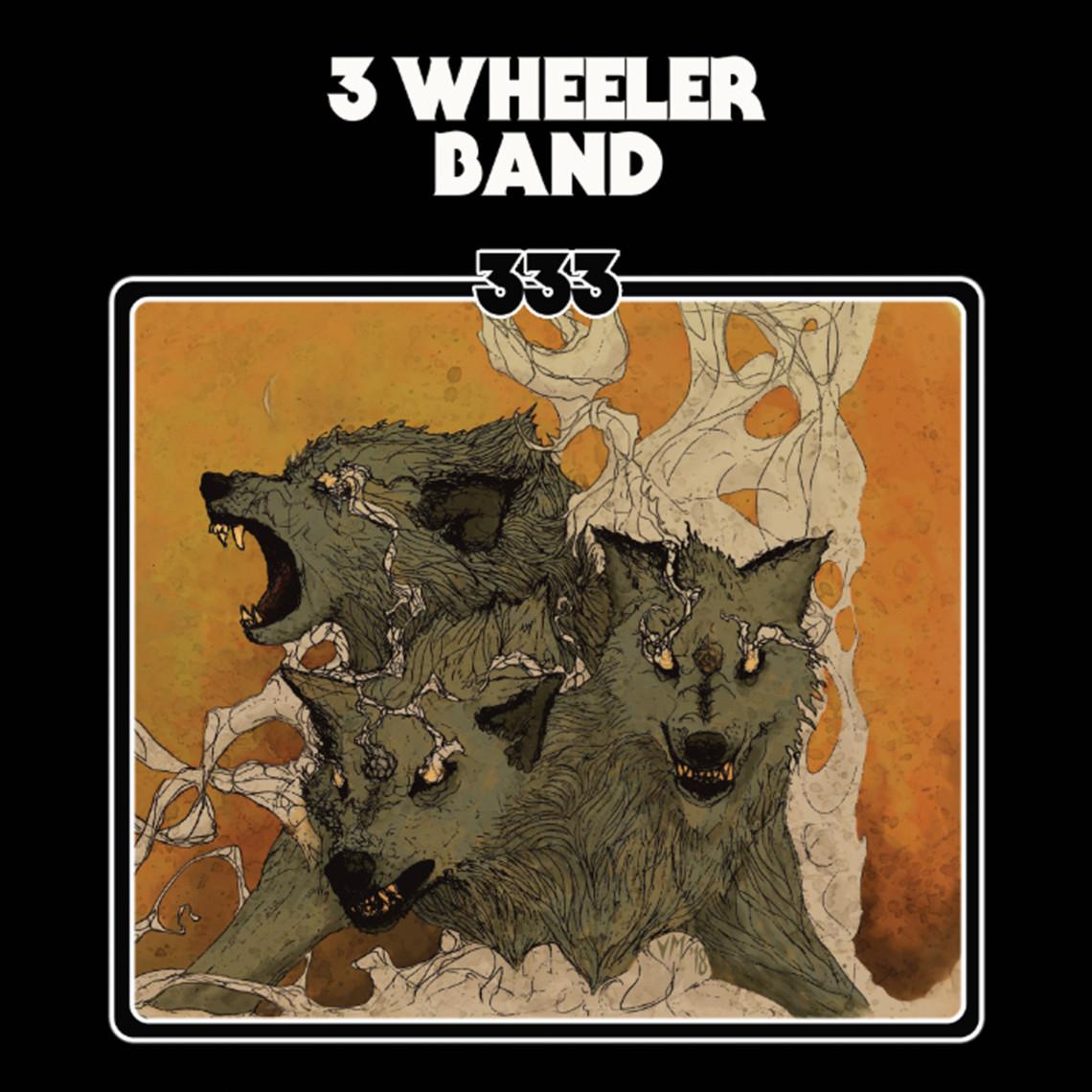 3 Wheeler Band – 333 EP Review