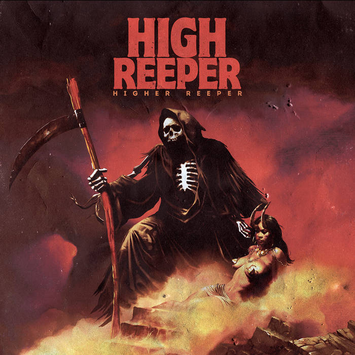 High Reeper – Higher Reeper Review