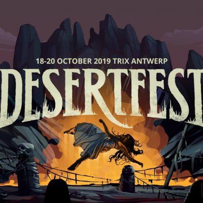 DesertFest Belgium 2019 Playlist