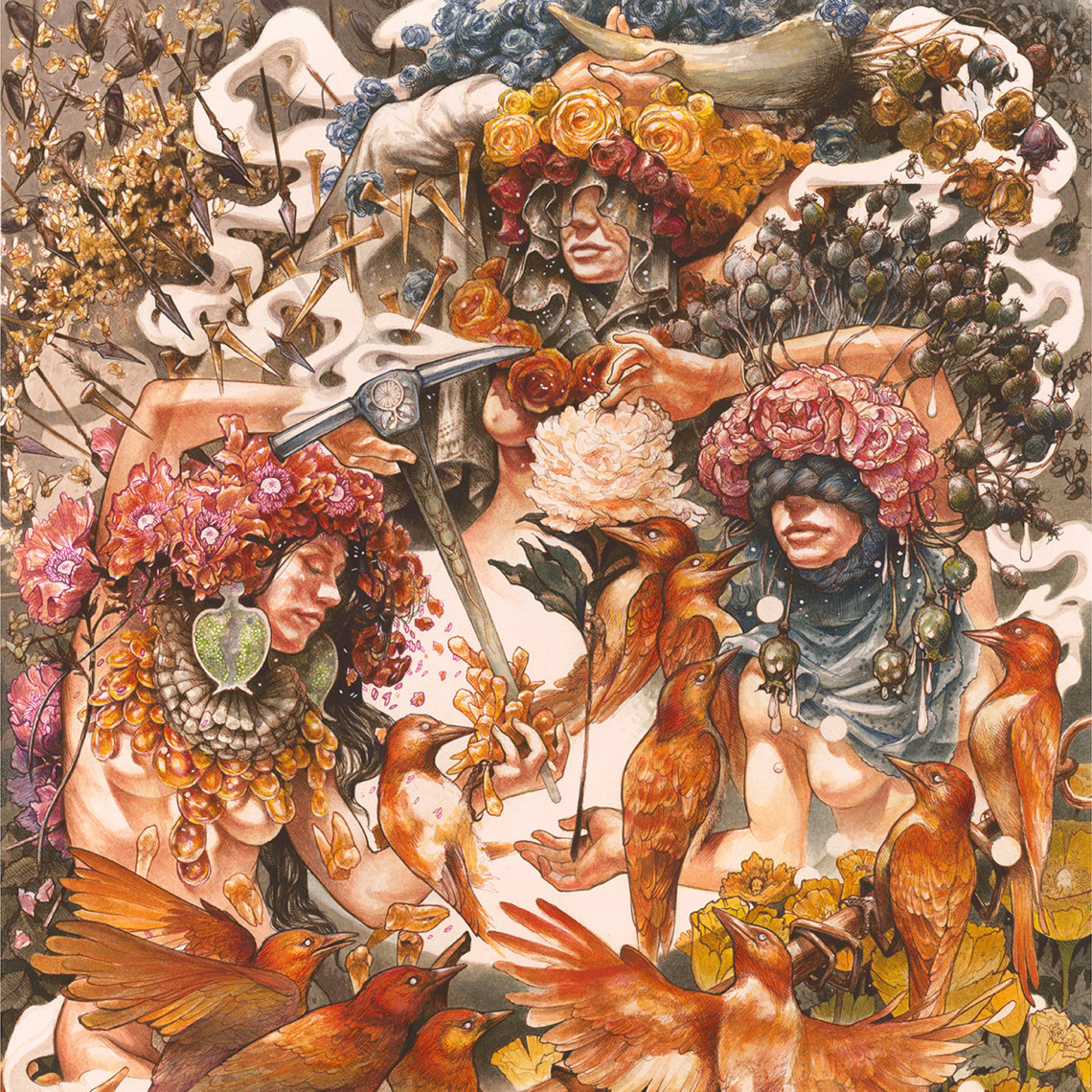 Baroness – Gold & Grey Review