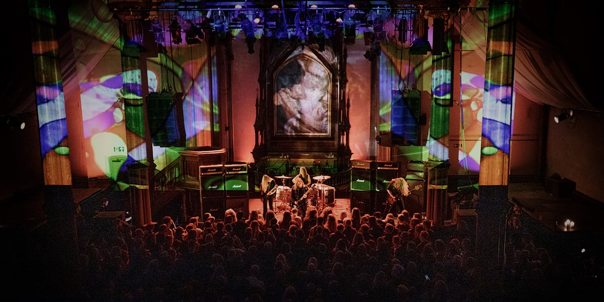 Gig Report : Electric Wizard @ Kulturkirken JAKOB, Oslo, Norway – 21/09/2019