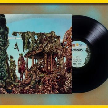 Beesus – 3EESUS Black LP