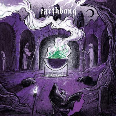 Follow the smoke of Earthbong's 4/20 single premiere : Monks Blood