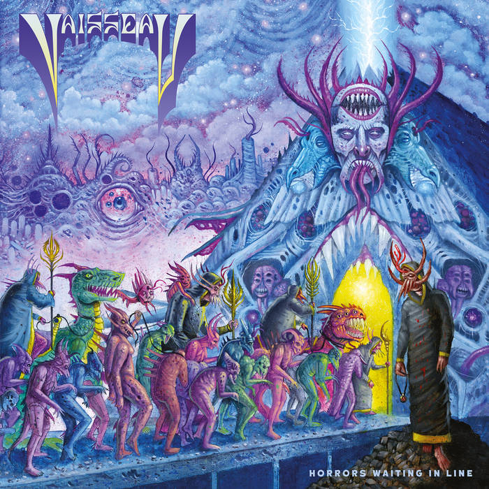 Vaisseau – Horrors Waiting In Line Review