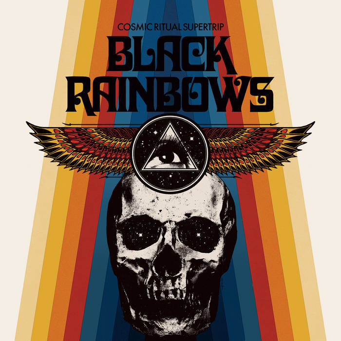 Black Rainbows – Cosmic Ritual Supertrip Review
