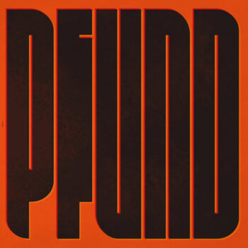 Pfund – Pfund Black LP