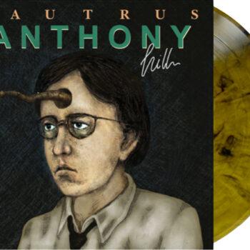 SautruS – Anthony Hill Smokey Yellow LP