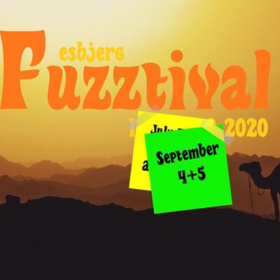 Esbjerg Fuzztival 2020 : Fuzzy Interview