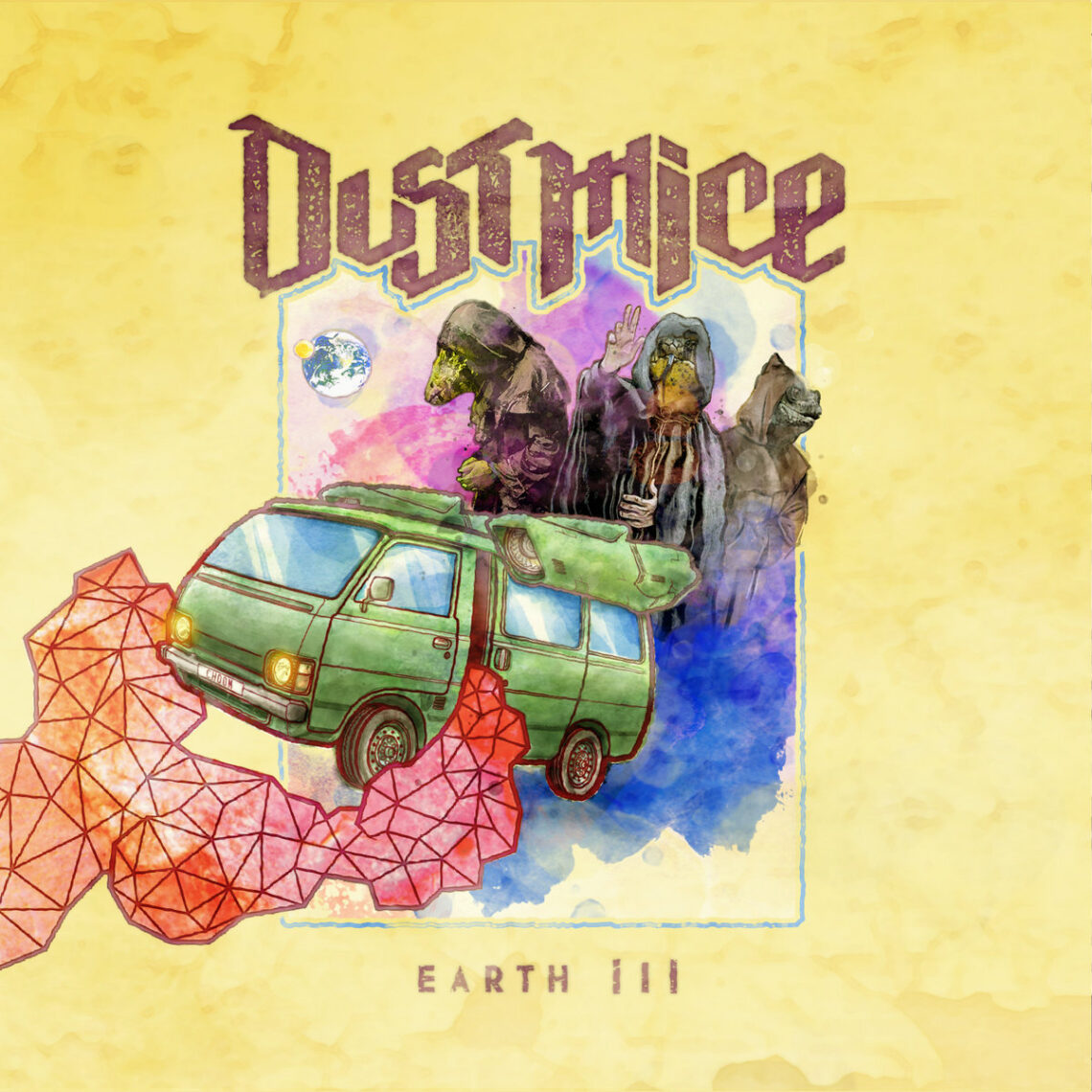Dust Mice – Earth III Review