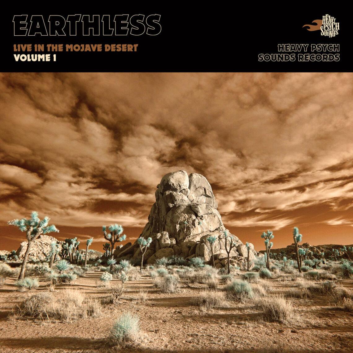 Earthless – Live In The Mojave Desert