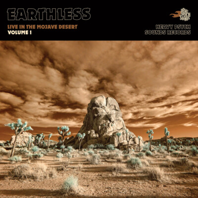 Earthless – Live In The Mojave Desert