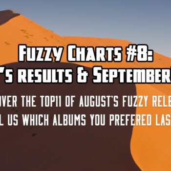 Fuzzy Charts: August's results and September's votes